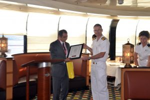 Disney Magic Reception Mayor Ponta Dlegada
