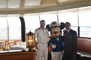 Disney Magic Crew and Mayer of Ponta Delgada